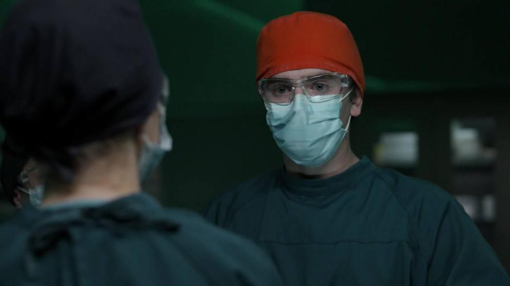 Imagem do episódio 3x06 de The Good Doctor