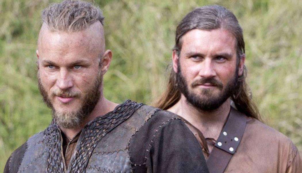 spin off de vikings poderá contar com rosto familiar