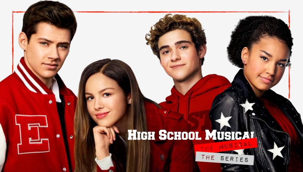 Imagem de High School Musical série
