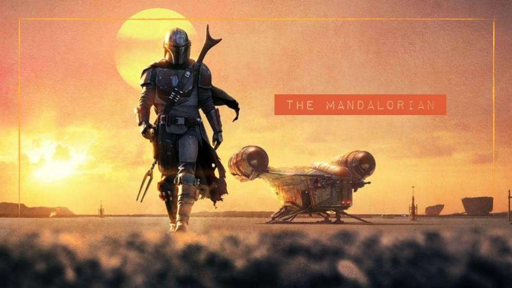 Imagem de The Mandalorian
