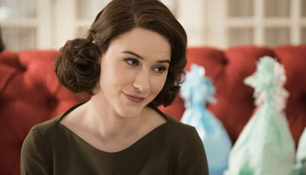 Indicados ao SAG Awards, Marvelous Mrs Maisel se destaca