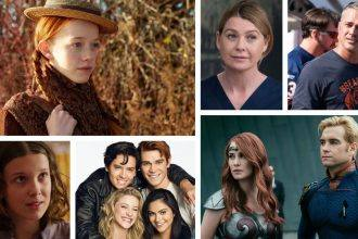 melhores séries do ano no Mix Awards 2019