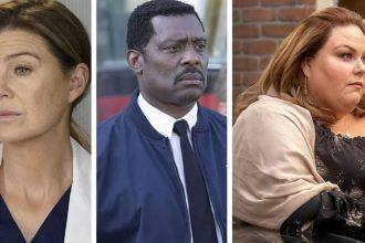 Calendário com retorno de Chicago Fire, Grey's Anatomy, This Is Us e outras séries