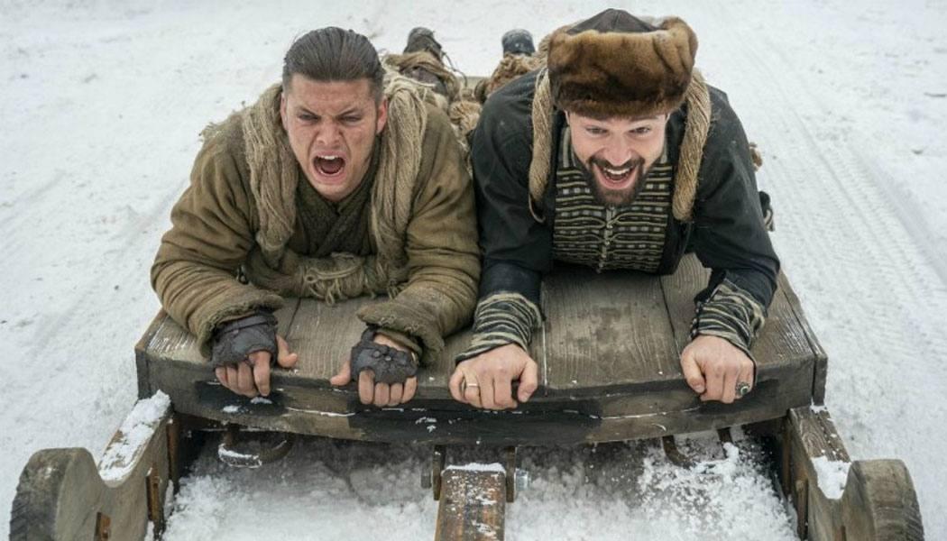 Vikings 6 temporada estreia