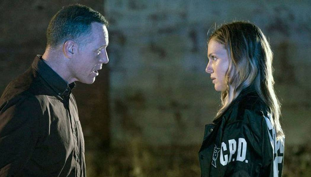 Chicago PD novo Voight