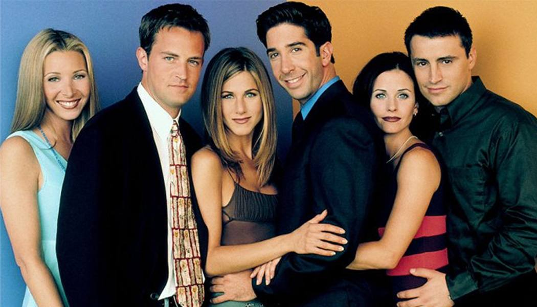 Friends Reuniao HBO Max