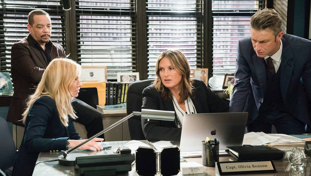 I Need Some Loving Too, Law & Order: SVU
