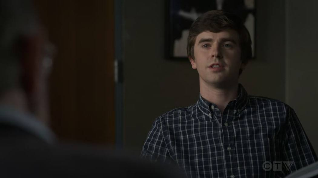 Critica The Good Doctor 3x14