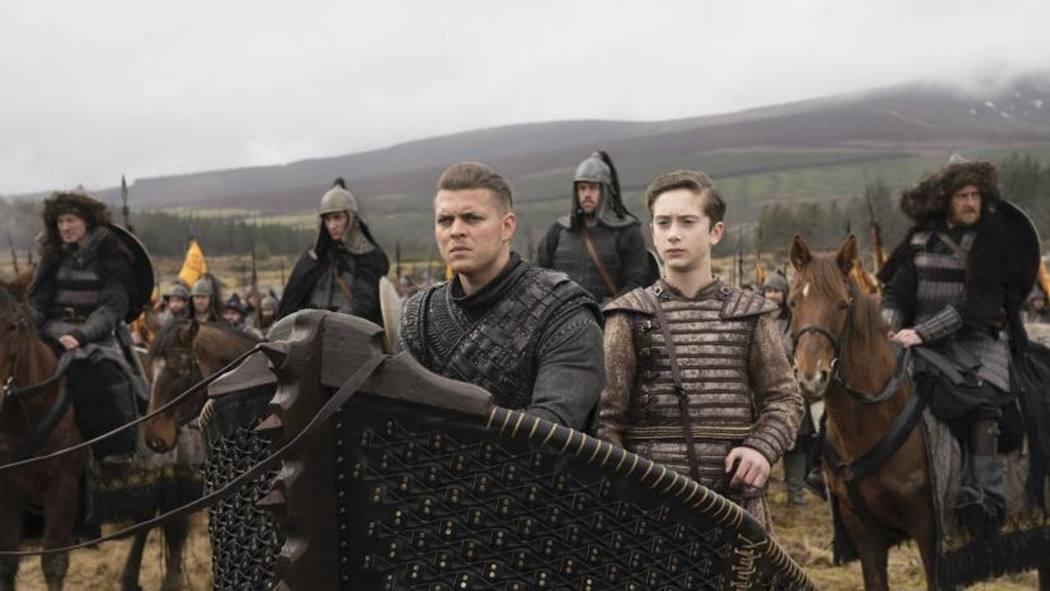 primeira parte da 6ª temporada de Vikings