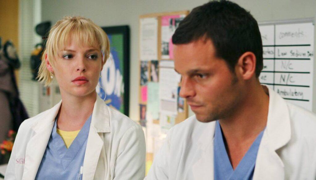 Greys Anatomy final Alex Izzie