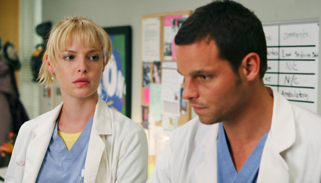 Greys Anatomy final Alex Izzie