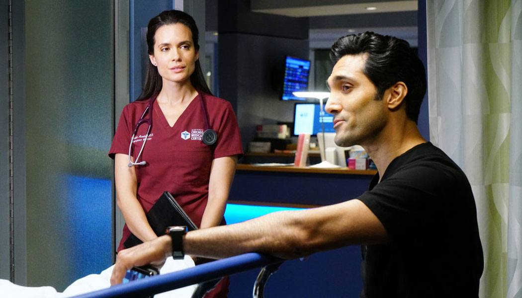 Critica Chicago Med 5x18