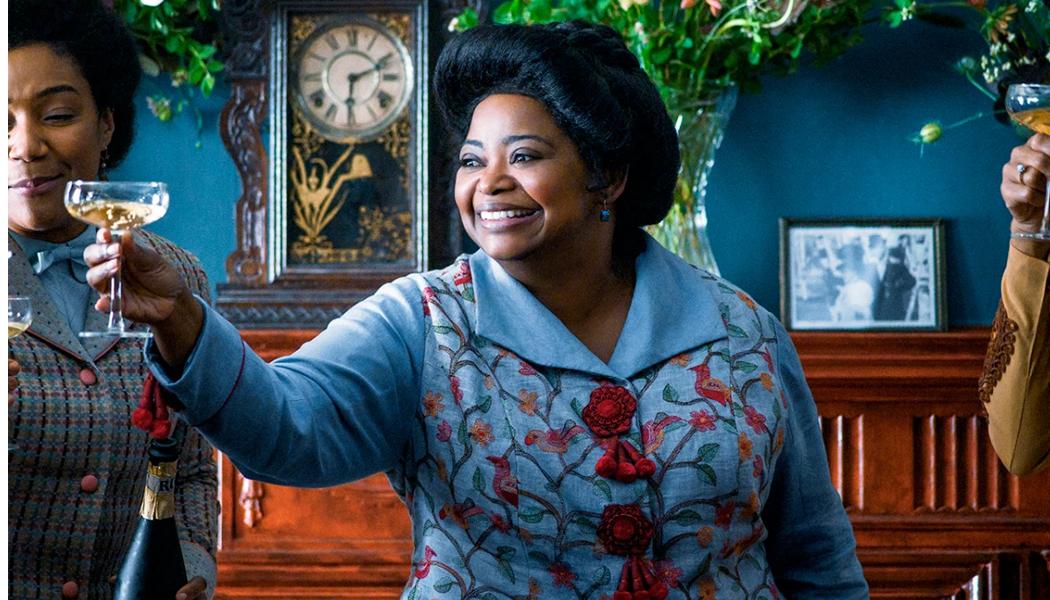 Madam CJ Walker série Netflix