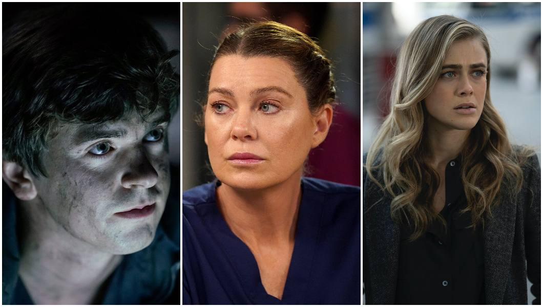 Spoiler Alert, The Good Doctor, Grey's Anatomy, Manifest, Grey's Anatomy