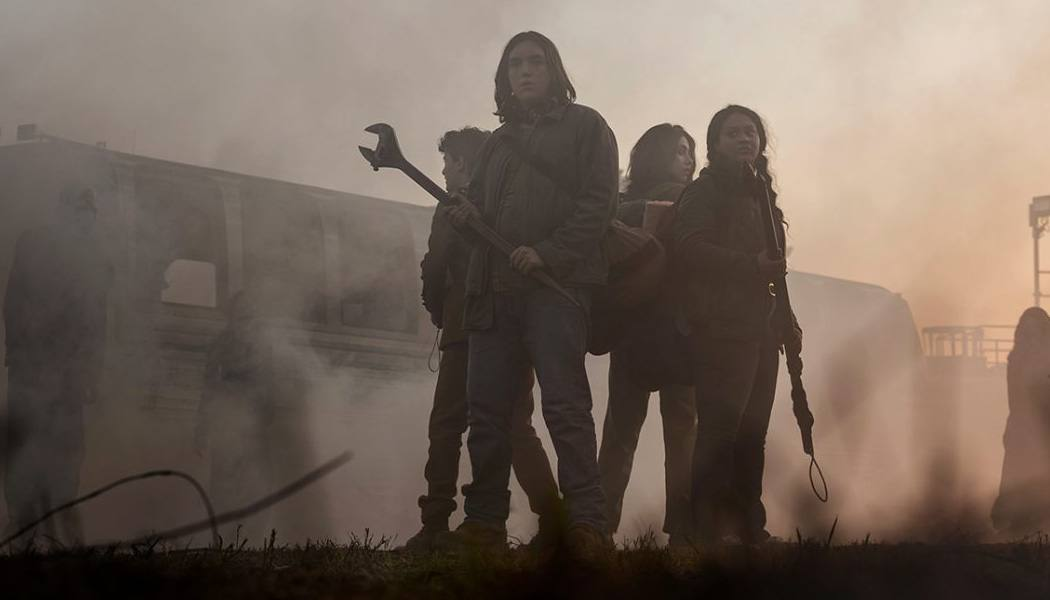 The Walking Dead série derivada adiada