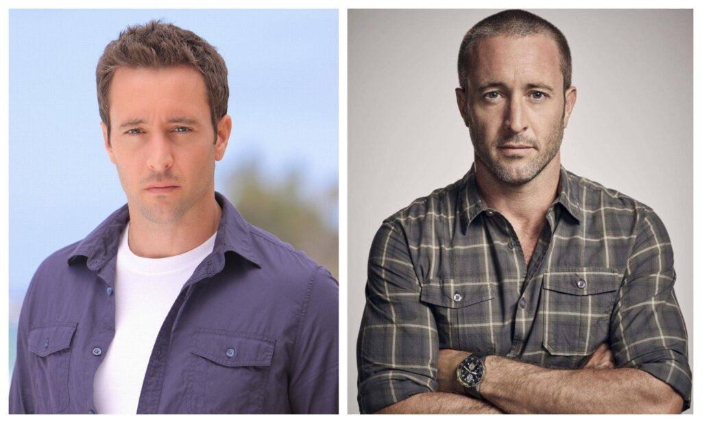Hawaii Five-0 antes e depois