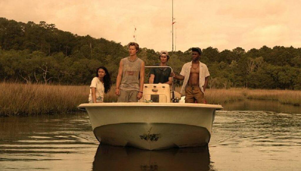 Outer Banks série