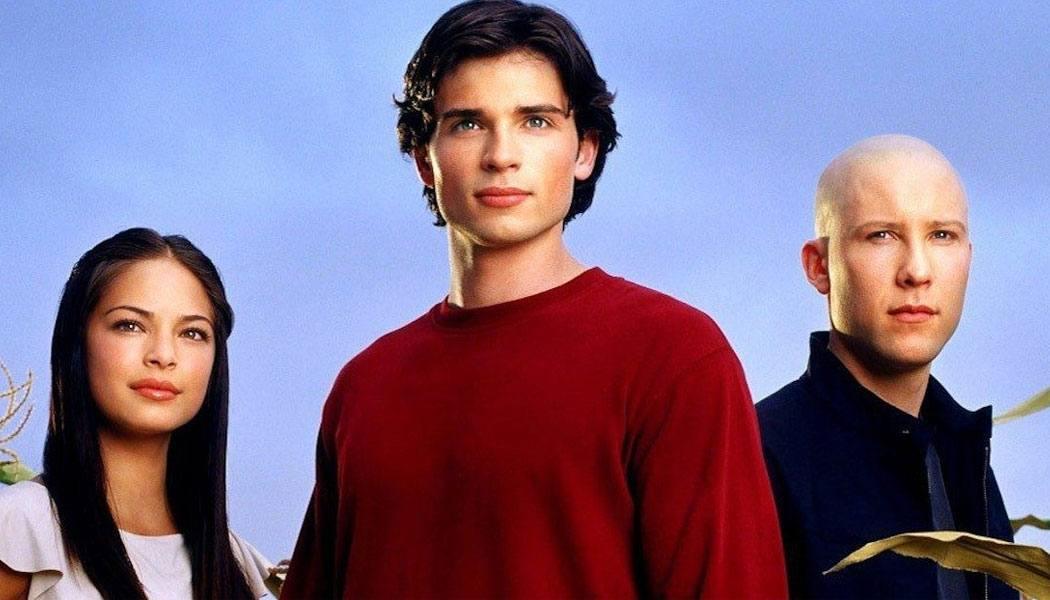 Smallville elenco se reunirá