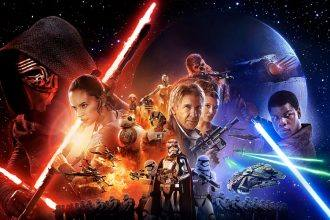 Série do Universo Star Wars Disney +