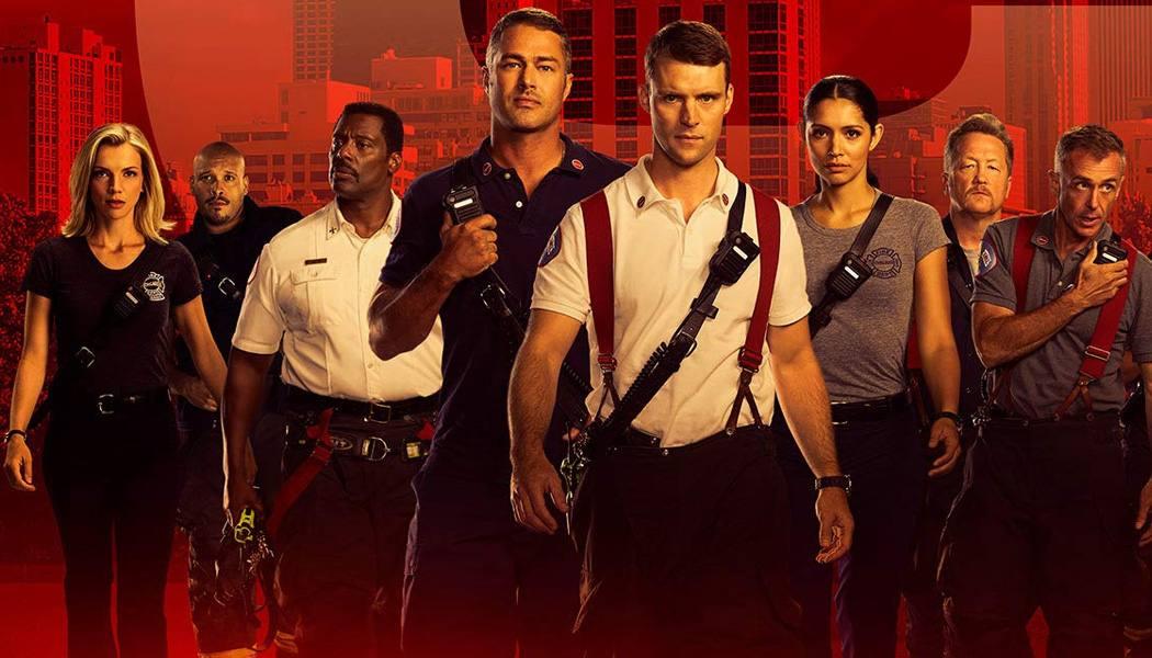 Chicago Fire 9 temporada