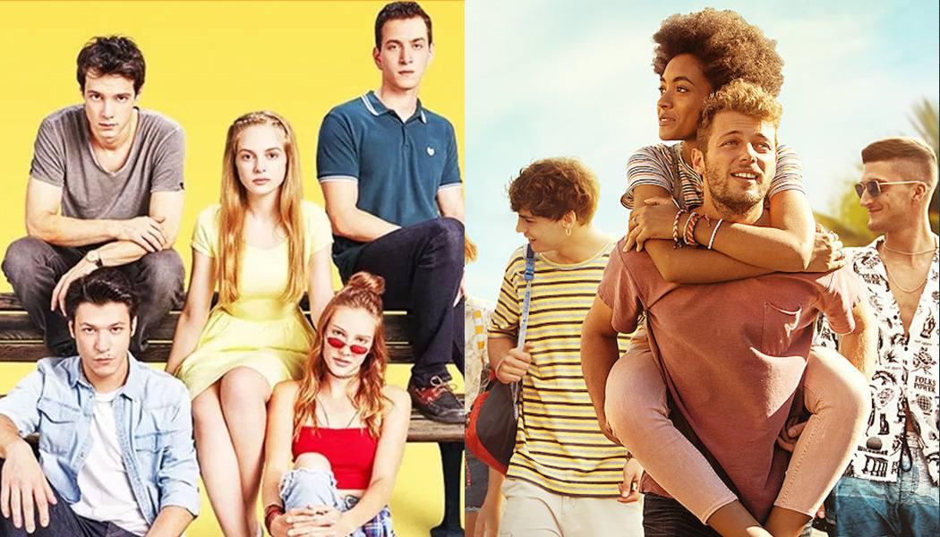 Tres Metros Acima do Ceu Love 101 2 temporada Netflix