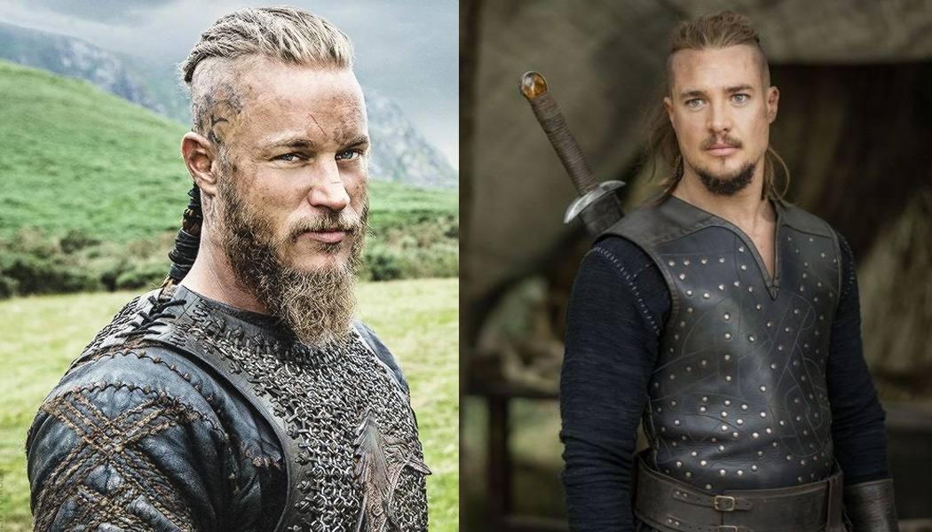 The Last Kingdom conexão Vikings