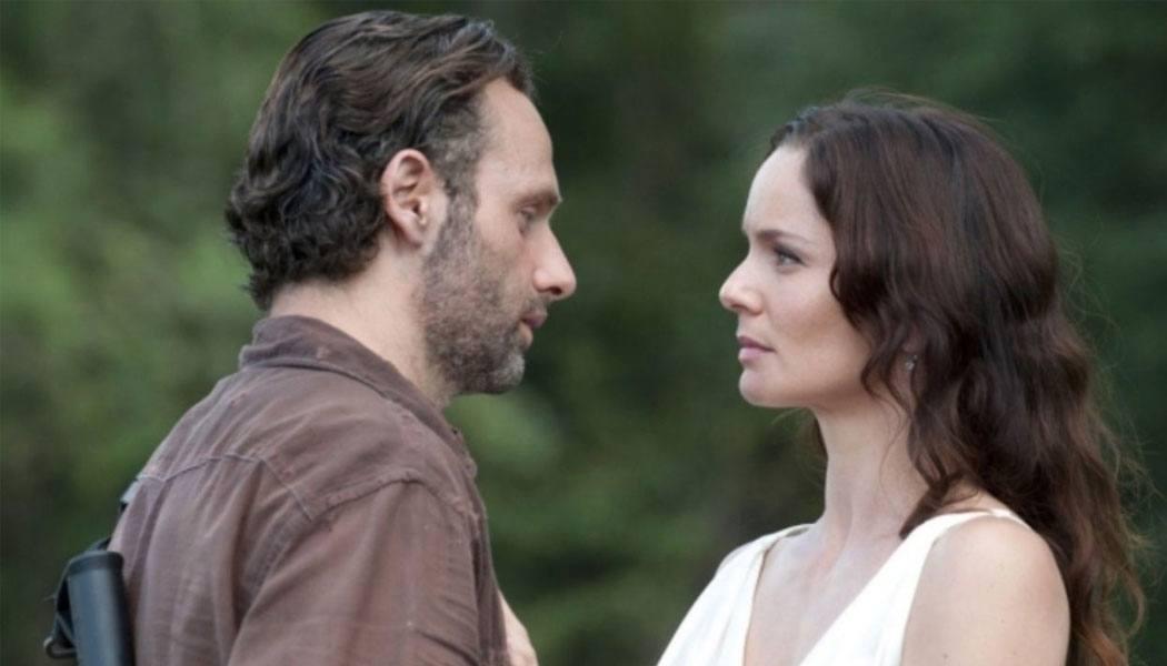 The Walking Dead atriz diz que nunca assistiu