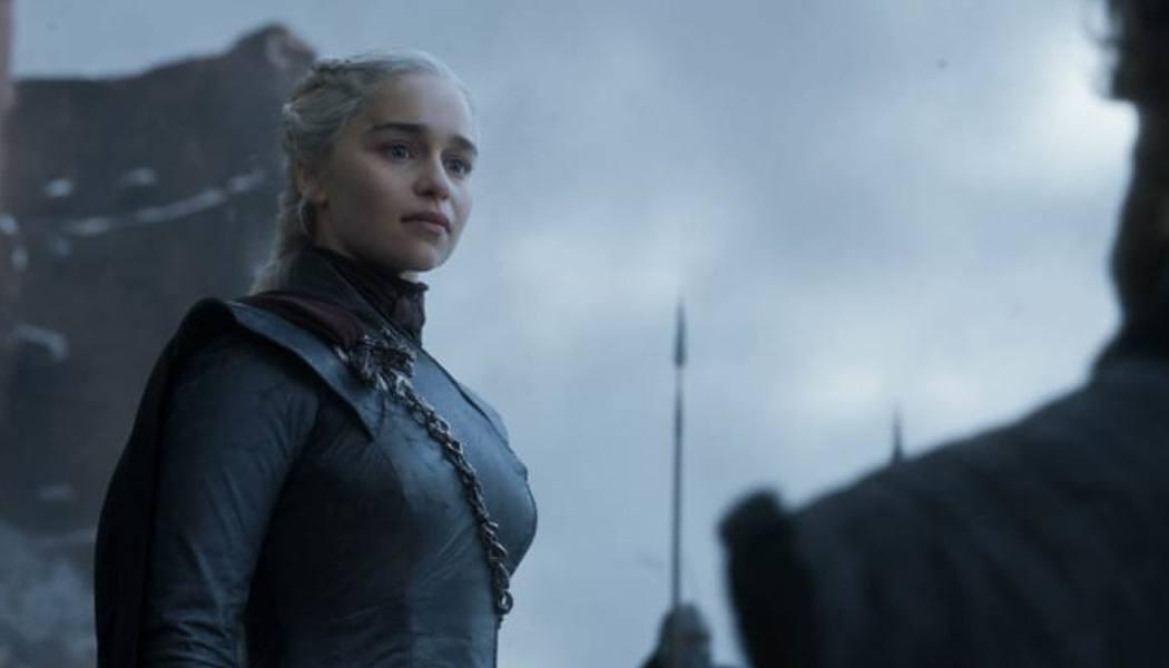 Game of Thrones final um ano
