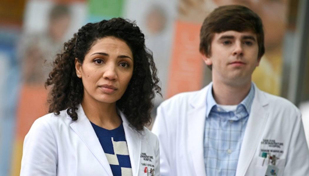 The Good Doctor atriz solta o verbo