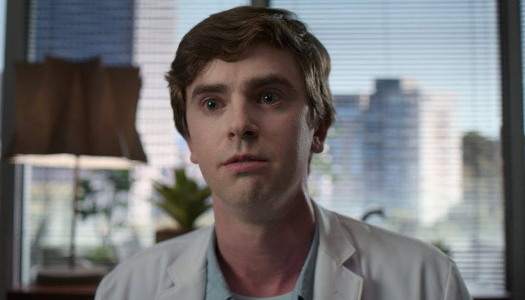 The Good Doctor personagem sumiu