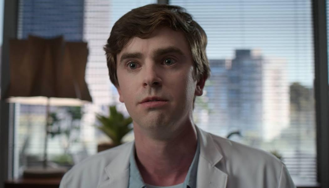 The Good Doctor personagem sumiu