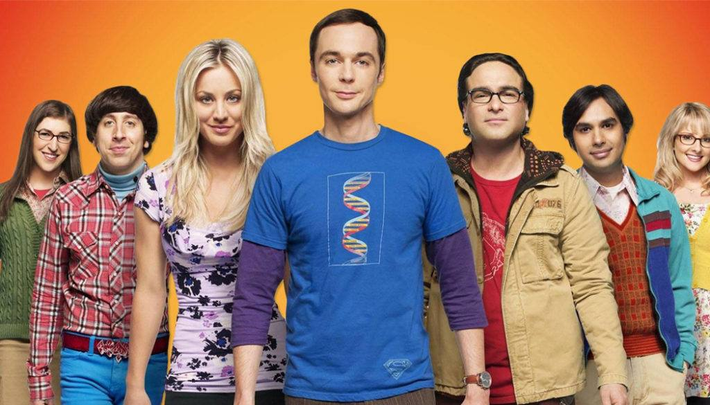 The Big Bang Theory SBT