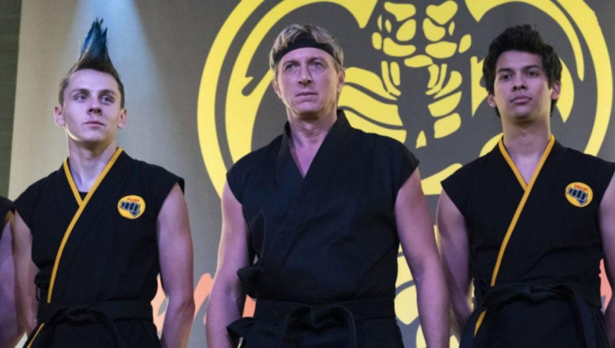 Cobra Kai continuação de Karate Kid