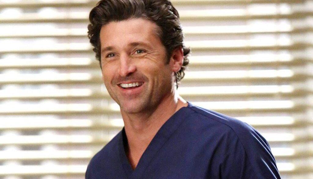 Grey's Anatomy Derek vivo