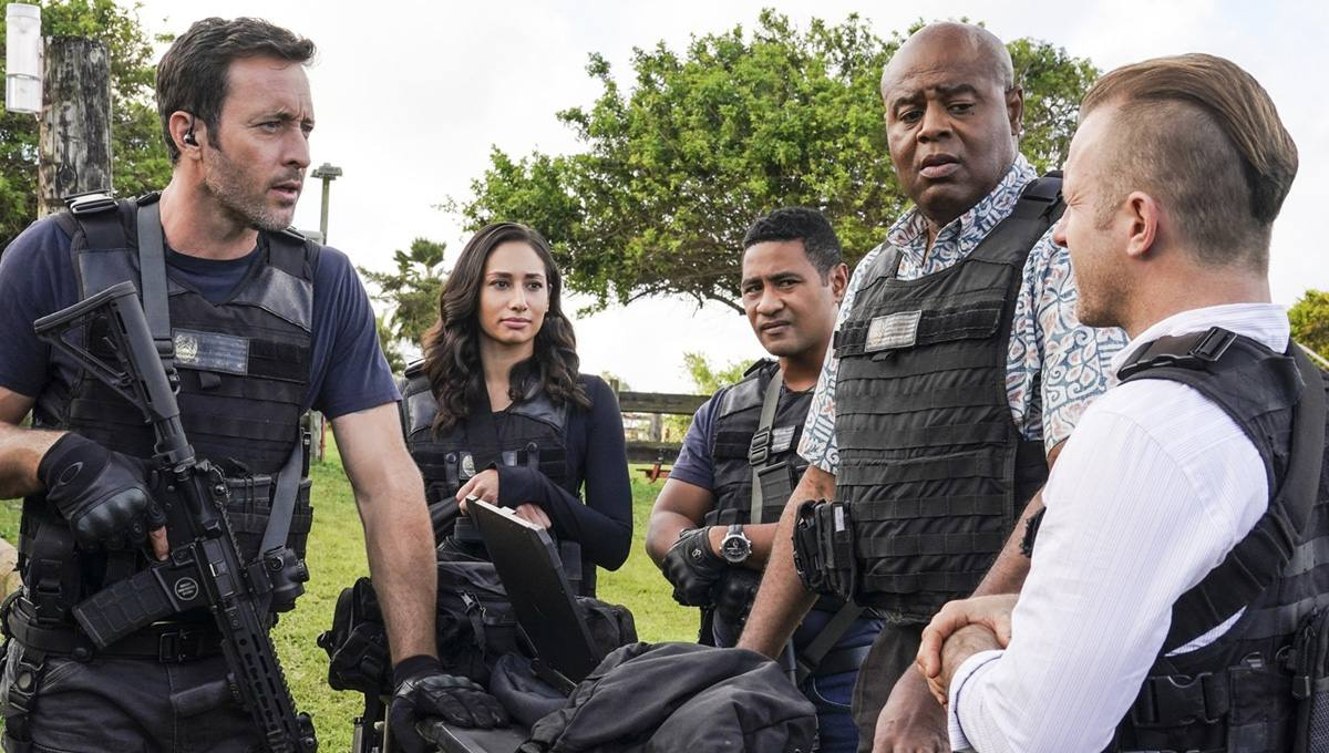 Hawaii Five-0 cena deletada do final