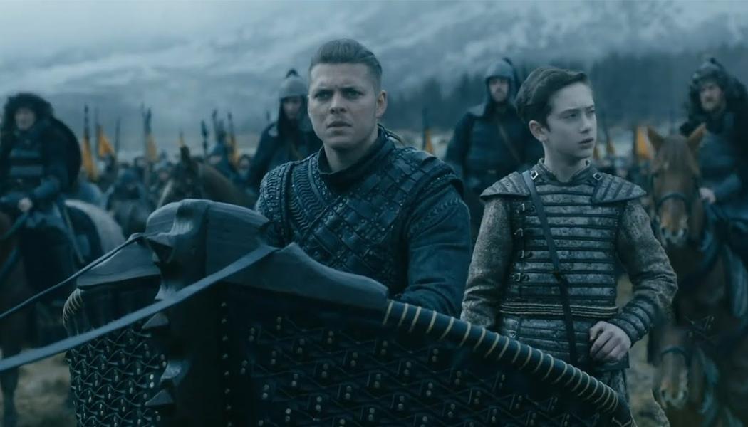 Vikings 6 temporada trailer
