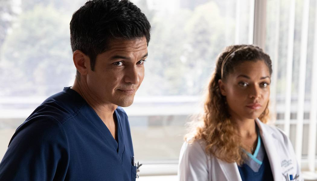 The Good Doctor Claire Melendez