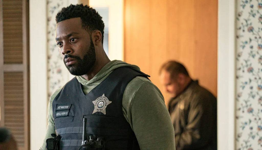Chicago PD Atwater 8 temporada