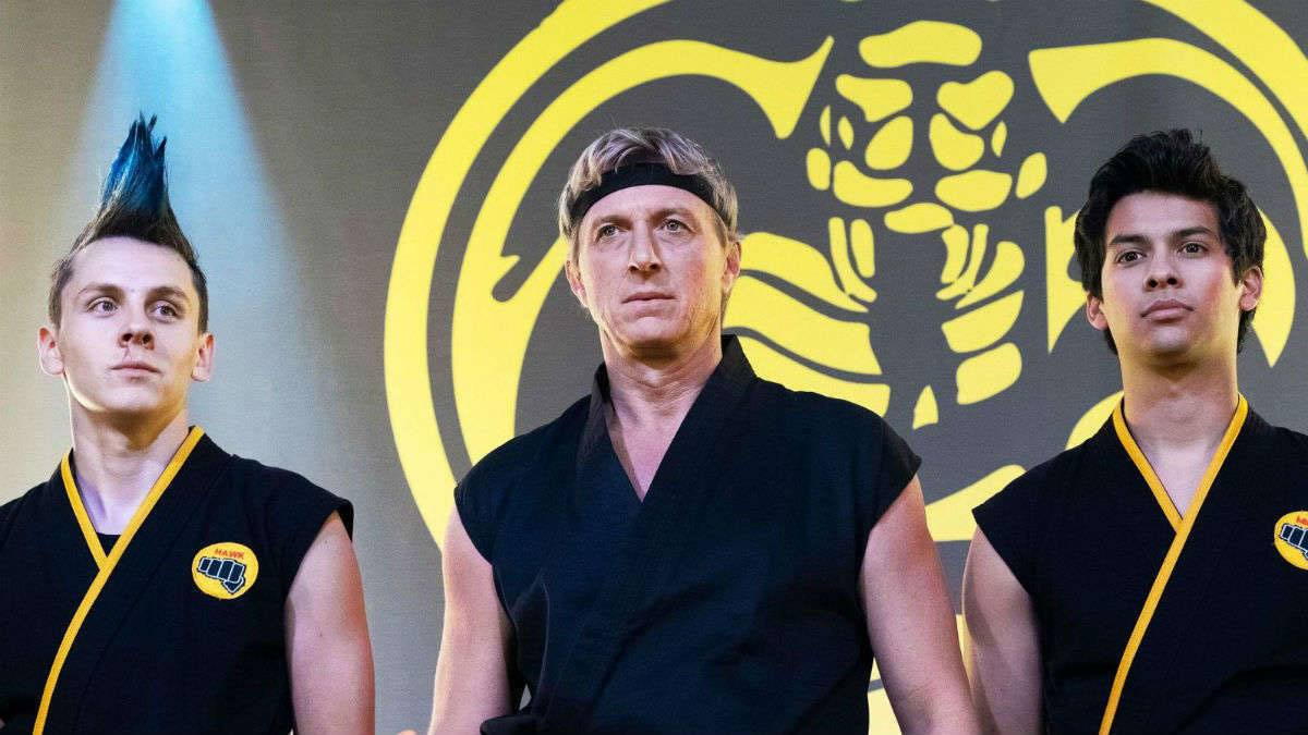 Cobra Kai Elenco