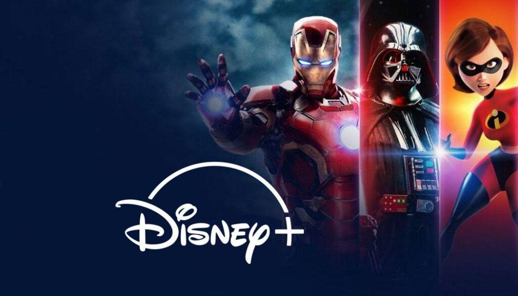 Disney + lançamento Brasil