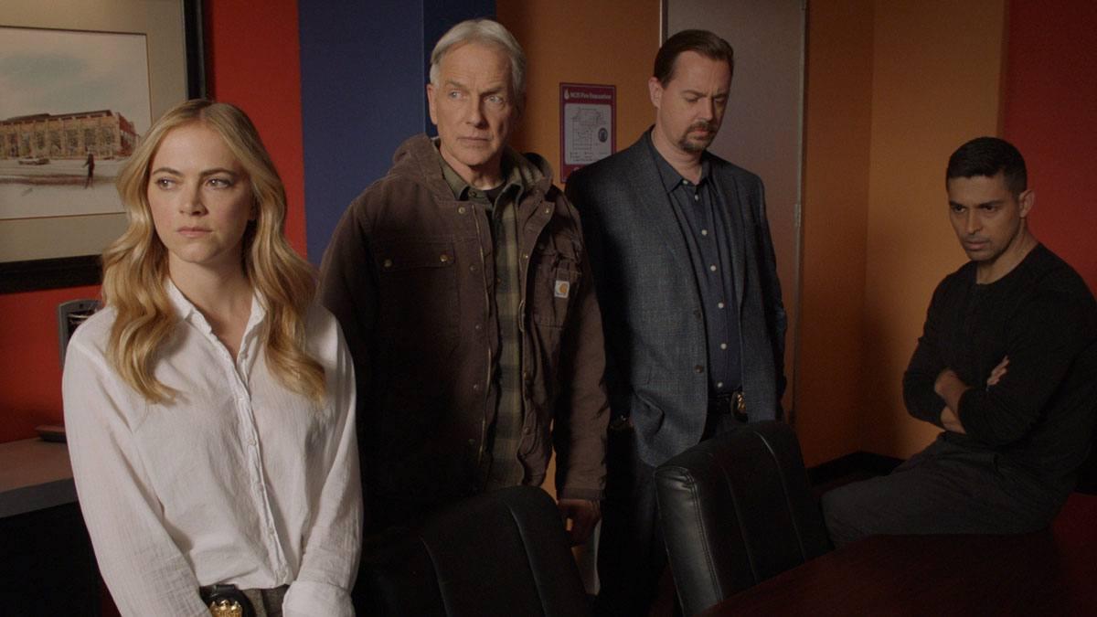 NCIS séries da CBS retorno