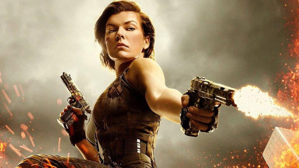 Resident Evil série Netflix