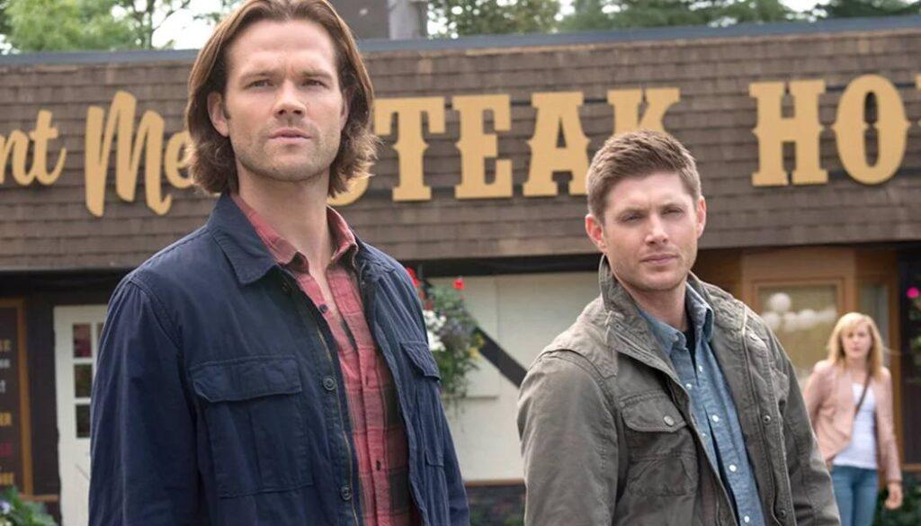 Supernatural filme 15 temporada