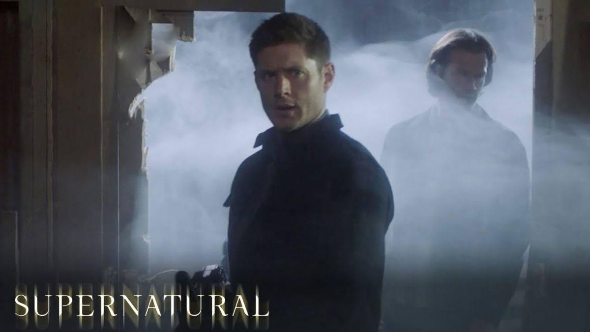 Supernatural trailer episódios finais