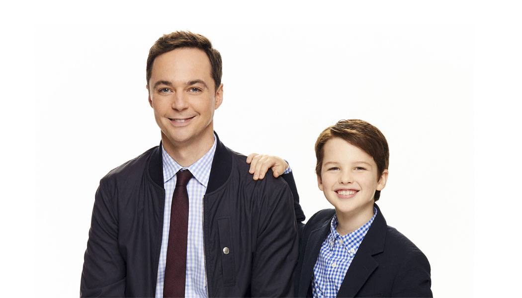 The Big Bang Theory erro idade Sheldon