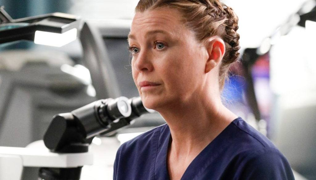 Grey's Anatomy 16 temporada estreia