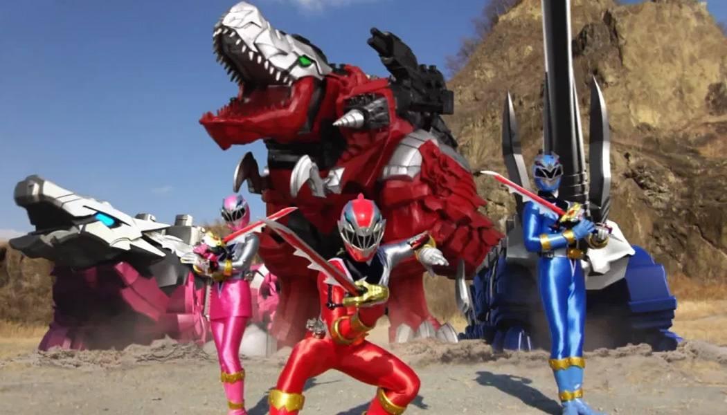 Power Ranger Dino Furia