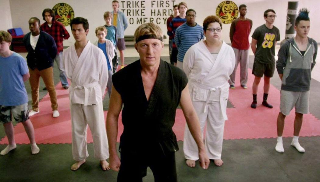 Cobra Kai 3 temporada