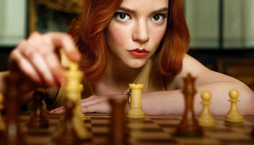 O Gambito da Rainha História Real