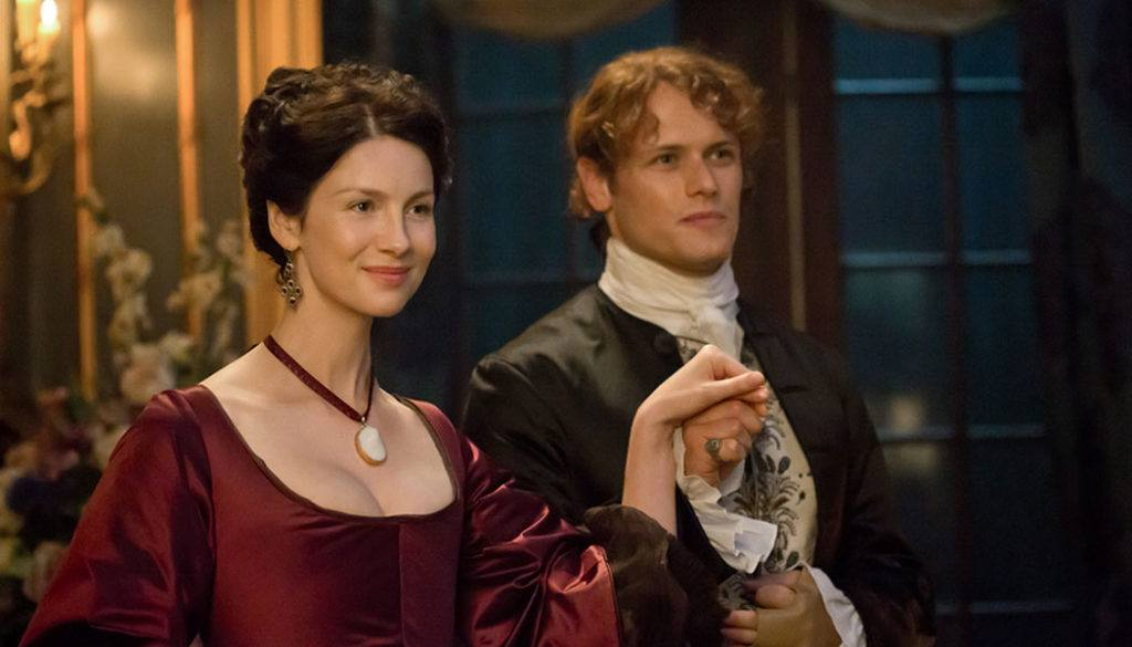 Outlander volta a TV do Brasil